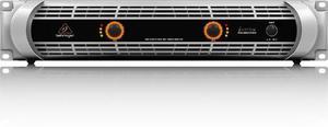 Amplificador De Potencia Profesional Behringer Poder Nu6000