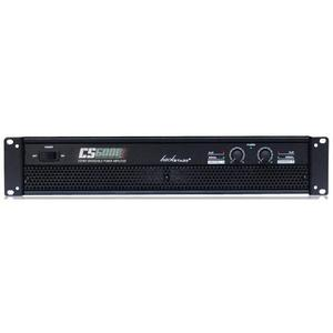 Amplificador Poder Back-stage De Potencia Cs-6000 Promoción