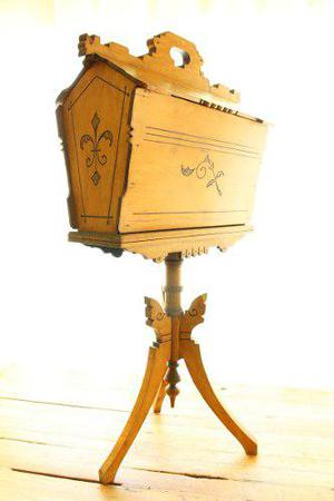 Antiguo Y Bello Mueble Luis Xv Diseño Inglés Eastlake