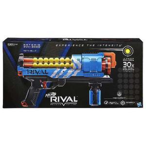 Artemis Xvii - 3000 Azul Nerf Rival + 30 Proyectiles
