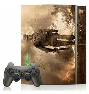 Call Of Duty 4 Modern Warfare 2 Skin Para Consola Sony Play