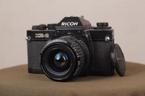 Cámara De Rollo Ricoh Xr-2 +zoom Pentax mm