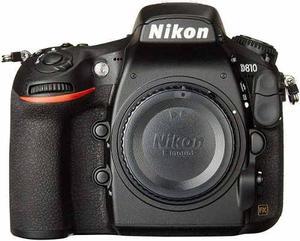 Cámara Nikon D810 (solo Cuerpo) Hd-slr 36mpx - Envío