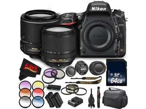 Cámara Slr Digital Nikon D750 Lentes De  Mm Y m