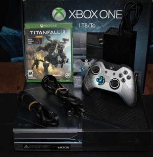 Consola Xbox One Halo 5 Envio Gratis