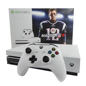 Consolas De Videojuego Microsoft Xbox One S 500gb