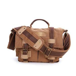 Dslr Slr Camera Bag, Moacc Khaki Digital Video Recorder Ptot