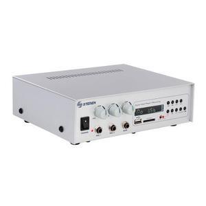 Kit De 2 Bocinas De Plafon Y Amplificador De Audio, 40 Watts