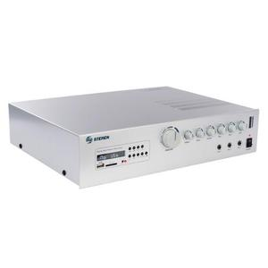 Kit De 6 Bocinas De Plafon Y Amplificador De Audio 210 Watts