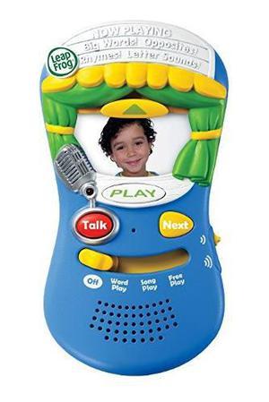 Leapfrog Nevera Talk Grabadora Magnética Juegos De Palabras