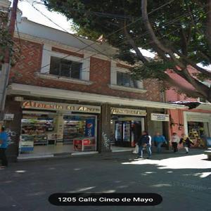 Local en renta en el centro histórico de Puebla