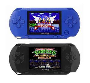 Lote 2 Consolas Portátil 200 Videojuegos Nintendo Snes Sega