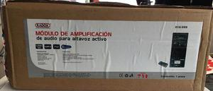 Módulo De Amplificación Para Bafle Radox