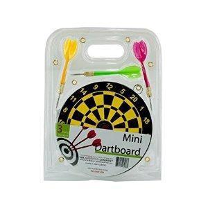 Mini Dartboard Juego - Con 3 Dardos Y Dardos - $ 5 Liquidaci