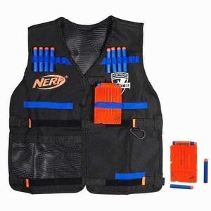 Nerf Chaleco Tactico Elite *envio Gratis