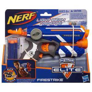 Nerf Firestrike Con Envio Gratis!! X Dhl
