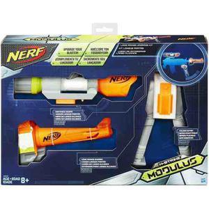 Nerf Modulus Tri Strike Elite Accesorio Kit Largo Alcance