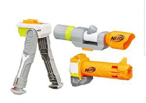 Nerf Modulus Tri Strike Elite Kit Largo Alcance Oferta Remat