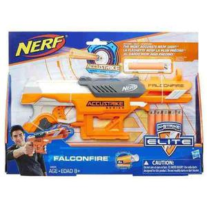 Nerf - N Strike Elite - Falconfire Con 6 Dardos