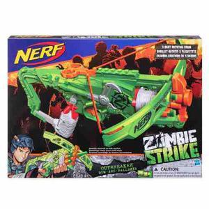Nerf Outbreaker Bow Zombie Strike Envío Gratis