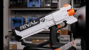 Nerf Rival Hera Mxvii-1200 Nueva Exclusiva De Target!!!!