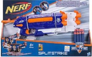 Nerf Splitstrike N Strike Elite Nuevo Incluye 8 Dardos