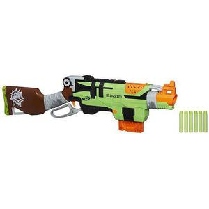 Nerf Zombie Huelga Slingfire Blaster