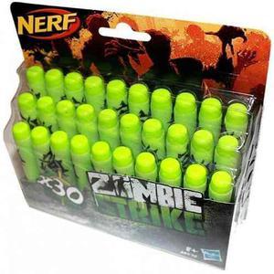 Nerf Zombie Strike 30 Dardos De Repuesto