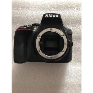 Nikon D Digital Slr Negro Cámara Cuerpo Multi