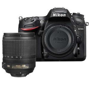 Nikon D Dx-format Cmos Sensor Digital Slr +  Vr