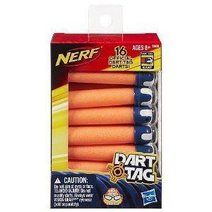 Oficial Nerf Dart Tag Refill Dardos-16