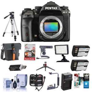 Pentax K-1 Cámara Digital Slr - Paquete Con Estuche Pa W6