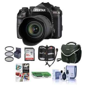 Pentax K-1 Mark Ii Digital Slr With Hd D Fa L mm F3.5/