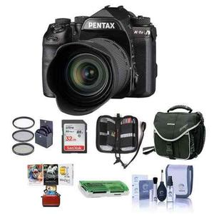Pentax K-1 Mark Ii Digital Slr With Hd D Fa L mm F3.5/