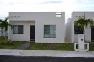 Preciosas Casas en Mérida de un solo nivel, con opcion a