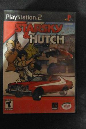Ps2 Playstation 2 Starsky And Hutch Videojuego Accion