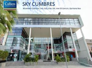 RENTA DE LOCALES EN CANCUN SKY CUMBRES