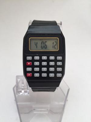 Reloj Calculadora Cal-colors De Moda ¡excelente Regalo!