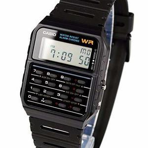 Reloj Casio Ca-53w Con Calculadora Nuevo Y Original!!!
