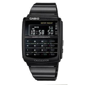 Reloj Casio Ca506 Negro Alarma Cronometro Calculadora