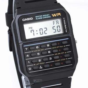 Reloj Casio Con Calculadora Ca53 - Retro Vintage - Clásico