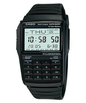 Reloj Casio Dbc32 -1a Calculadora Retro 100% Original