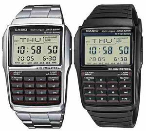 Reloj Casio Dbc32 Calculadora Duo Msi Envio Gratis
