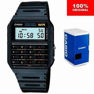 Reloj Casio Retro Vintage Ca53 - Calculadora - Cfmx