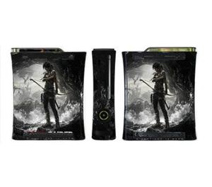 Tomb Raider Juego De Piel Para Consola Xbox 360