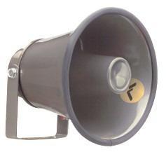 Trompeta De Aluminio Para Perifoneo Voceo 400w Mitzu