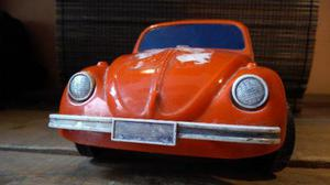 Volkswagen Antiguo Juguete Fabricado En Japón De Colección