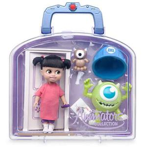 Boo Monster Inc Animators Collection Mini Set Disney Store