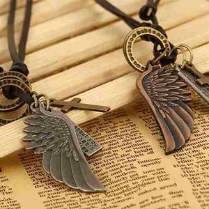 Collar Hombre Ala De Angel