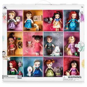 Disney Animators Colletion Mini Dolls Edición De Colección